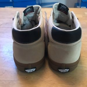 Vans Shoes - Vans Ty Morrow Mid Skateboarding Shoes Mens 12